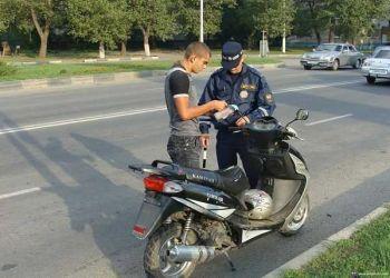 как сдать на права на скутер