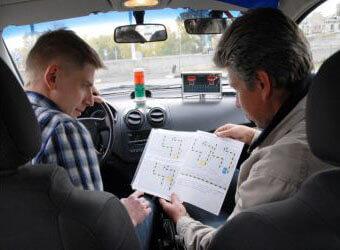 переподготовка водителей в автошколе