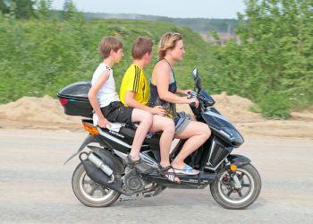 получить права на скутер