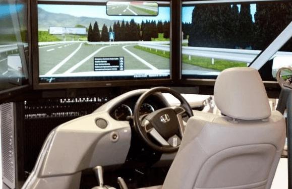 Преимущества симуляторов вождения