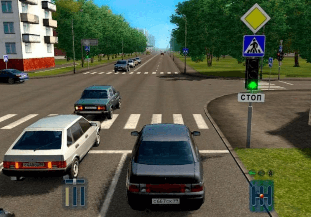 Недостатки симуляторов вождения