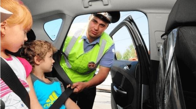 Правила перевозки детей в авто: что нужно знать